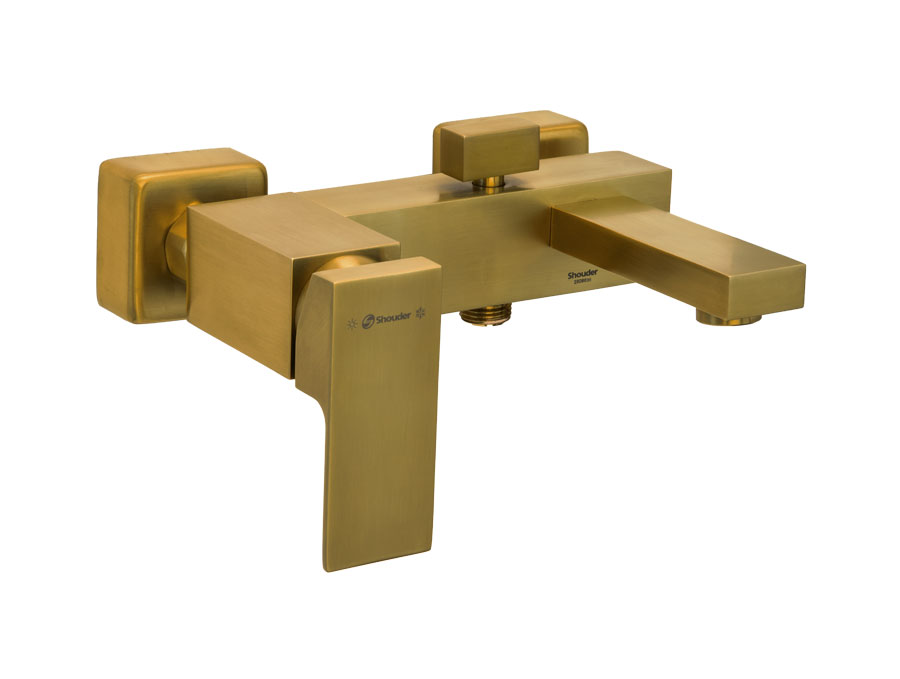 Europe Bathroom Matte gold-1